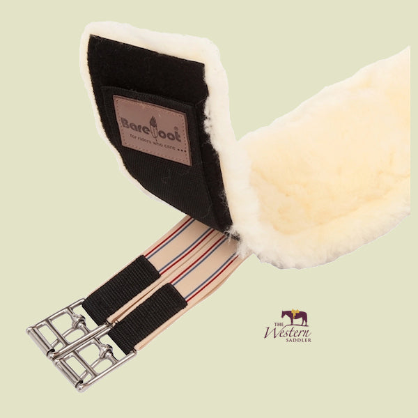 Barefoot® Sheepskin Saddle Girth