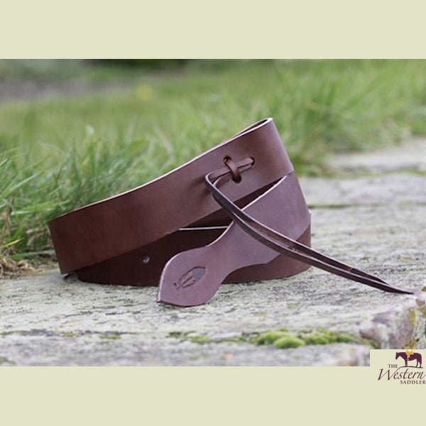 Barefoot® Tie Strap Made From High Quality Latigo-Leather