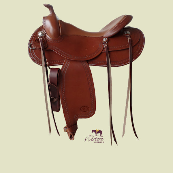 AK Saddlery Model 81 Base