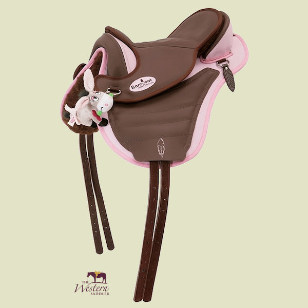 Barefoot® Cheyenne Lily Children's Saddle