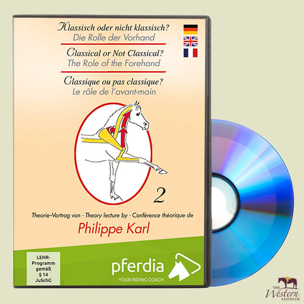 Classical or Not Classical: The Role of the Forehand DVD – Theory Lecture 2 by Philippe Karl