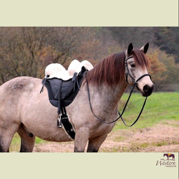 Barefoot® Fur Saddle – Soft Walk