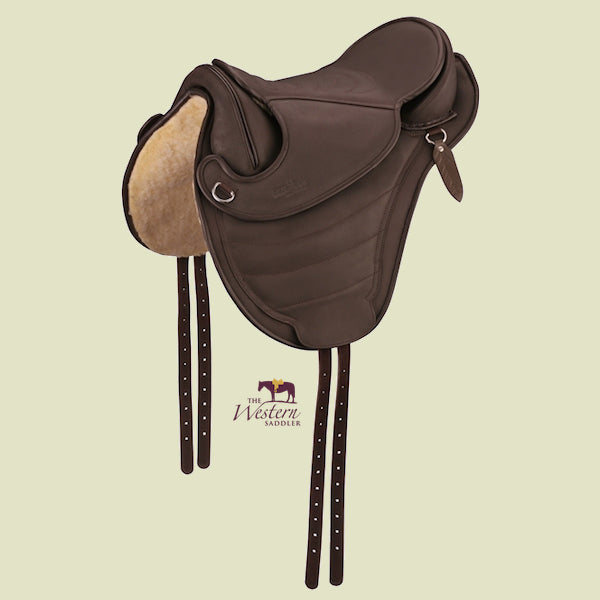 Barefoot® Leather Cheyenne Saddle