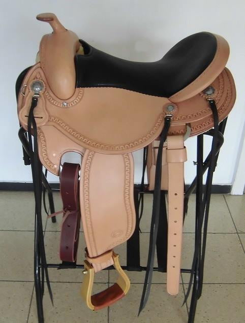 Equiflex SMC Reiner #200 Saddle