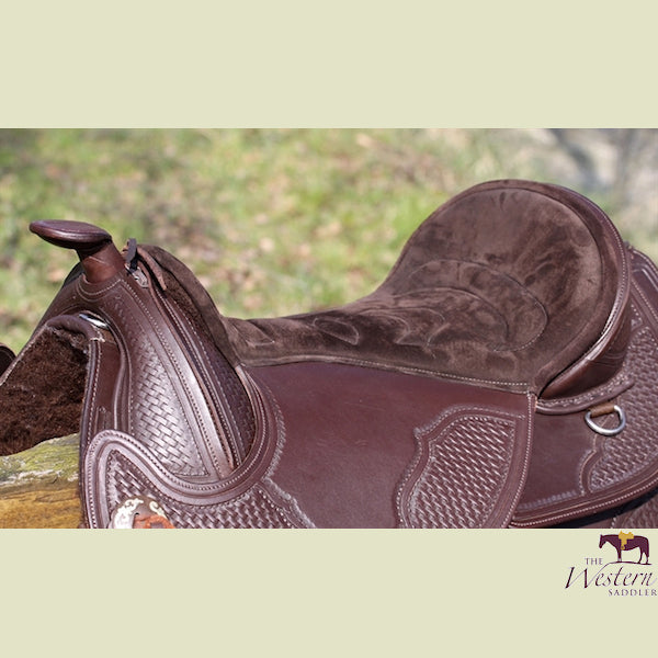 Barefoot® Arizona Nut Saddle
