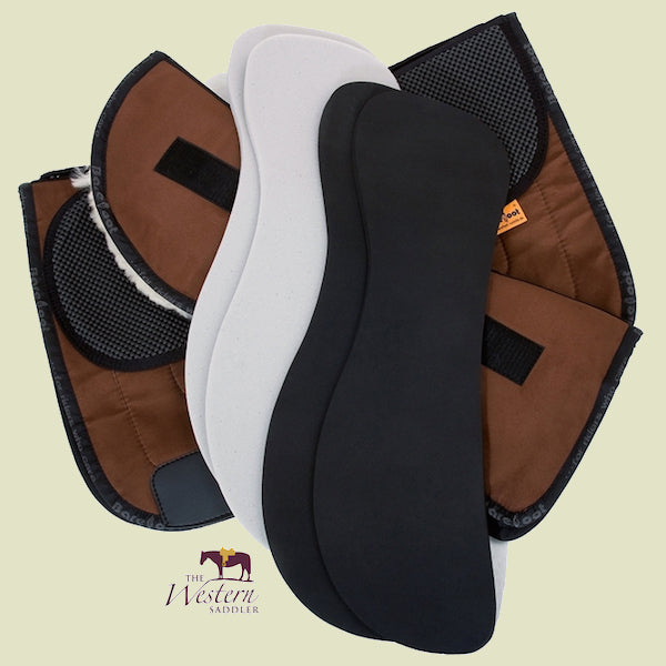 Barefoot® Physio Saddle Pad System