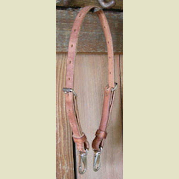 Buckaroo Breastcollar Over Neck Strap