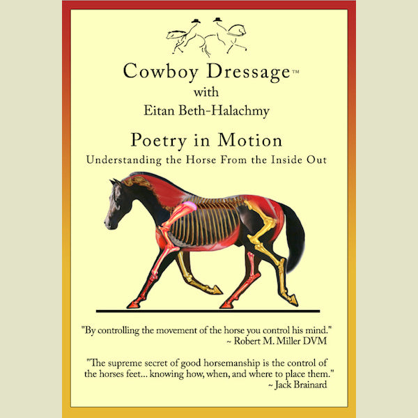 Cowboy Dressage – Poetry in Motion 1 DVD