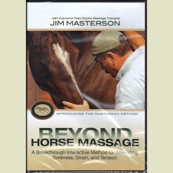 Jim Masterson – Beyond Horse Massage DVD