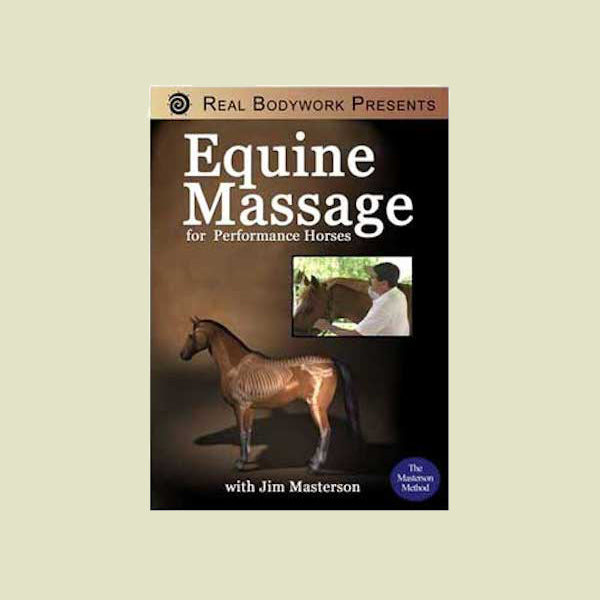 Jim Masterson – Equine Massage DVD