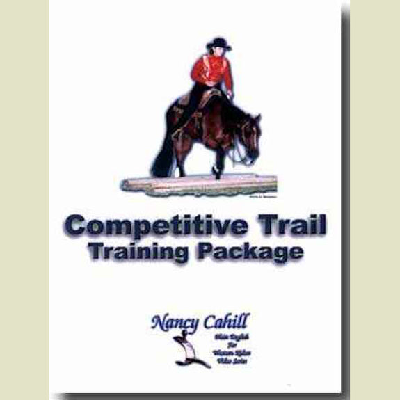 Nancy Cahill – Competitive Trail Training Package DVD
