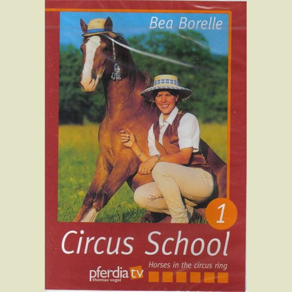 Circus School with Bea Borelle Part 1 DVD