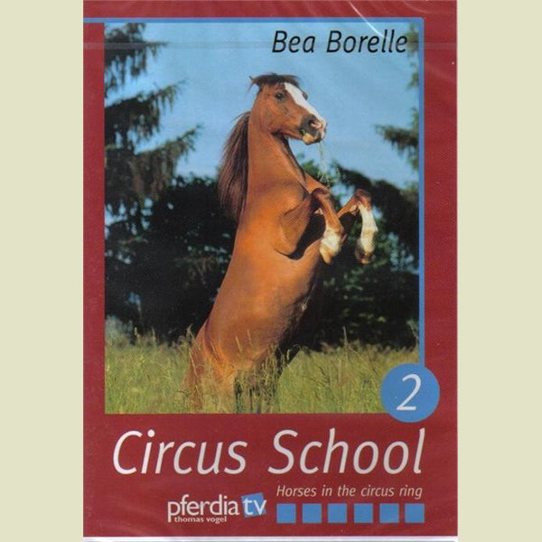 Circus School with Bea Borelle Part 2 DVD