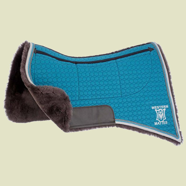 Mattes Rio Pecos California Saddle Pad