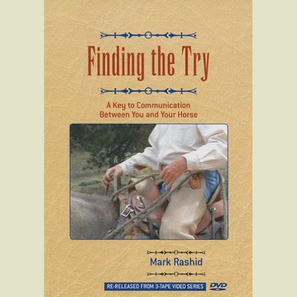 Mark Rashid – Finding The Try DVD