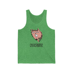 Tony Walsh Design - Men'sCatastrofee Cat Tank