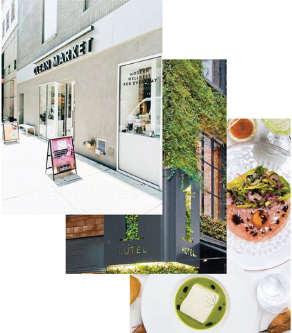 Clean Market Guide to Midtown East
