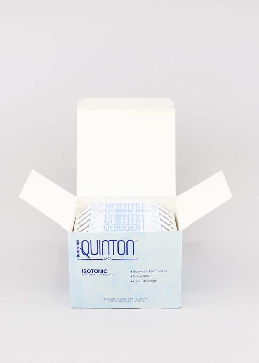 Quicksilver Scientific - 30pk Quinton Isotonic