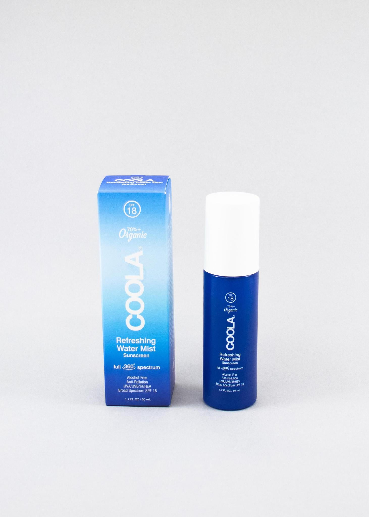 COOLA - Full Spectrum 360 Refreshing Water Mist SPF 18