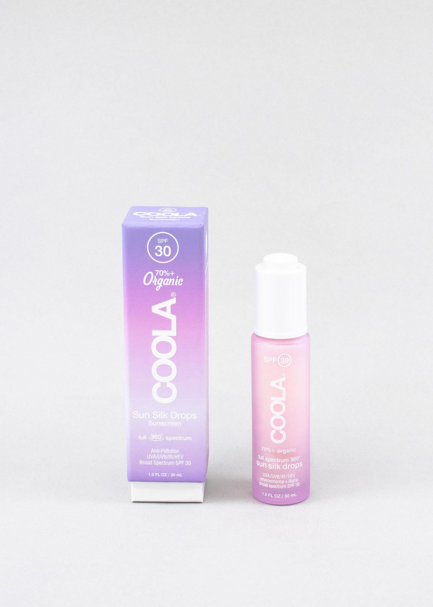 COOLA - Full Spectrum 360 Sun Silk Drops SPF 30