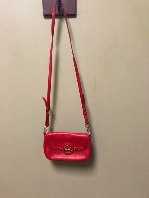 Tory Burch Red Cross Body