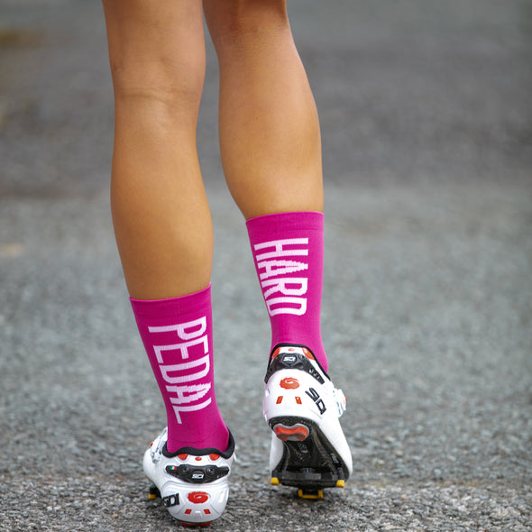Waterproof lightweight cycle socks for men and women