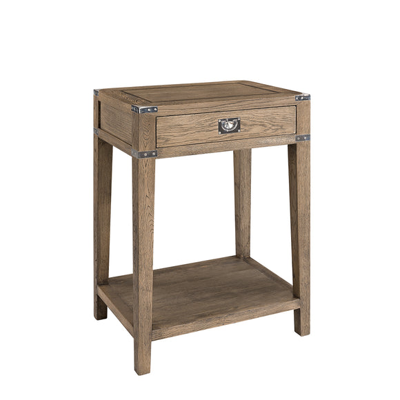 VERMONT BEDSIDE TABLE