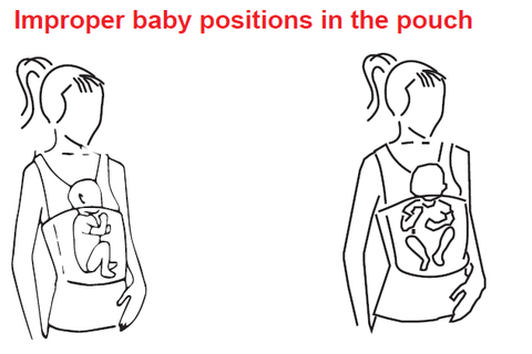 mommy cuddle baby carrier positions