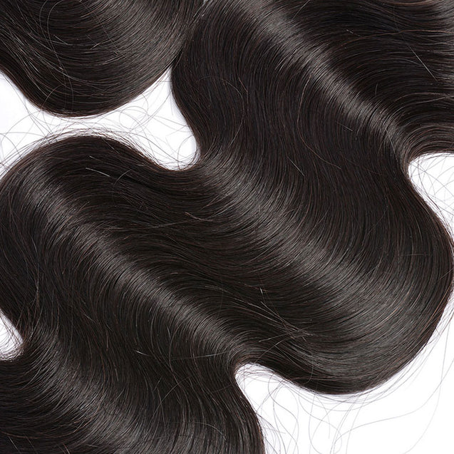 3 Bundles Deal Body Wave Brazilian Virgin Human Hair Weave Bundles.
