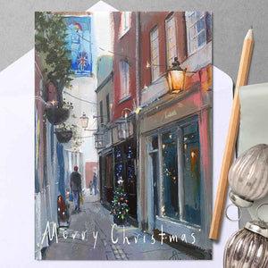 Christmas in Richmond- Christmas Greeting card