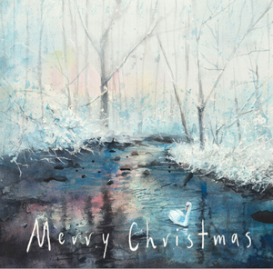 Winter Forest - Christmas Greeting card