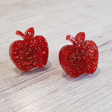An Apple A Day - Studs