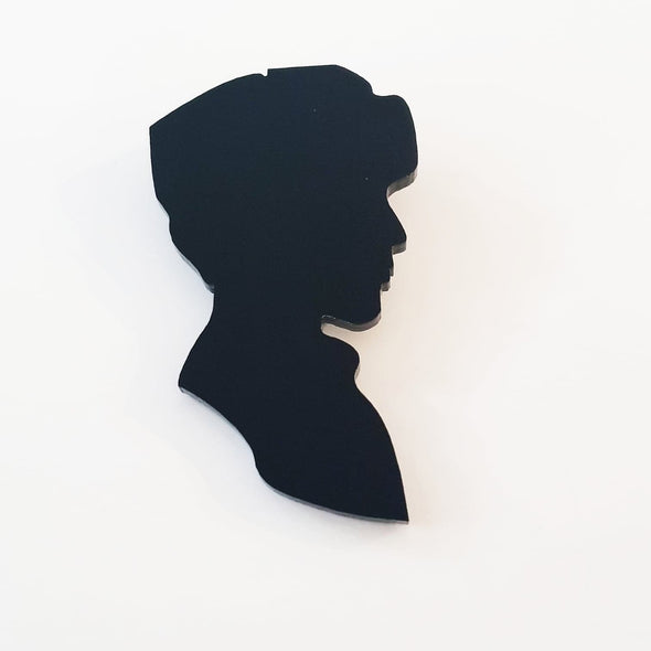 Riverdale Silhouette Brooches