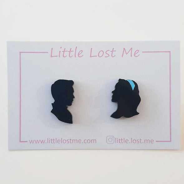 Riverdale Silhouette Studs