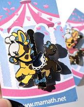 Load image into Gallery viewer, Carousel Girafarig Enamel Pin