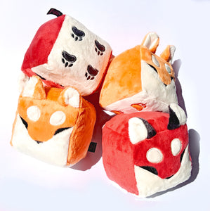 Boxfox Plush Toy