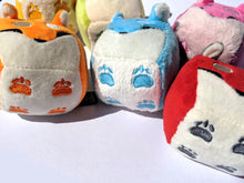 Load image into Gallery viewer, Boxfox Mascot Plush Keychain