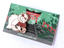 "Load image into Gallery viewer, Arcanine ""Chinese Lion""-style Pair Enamel Pins"