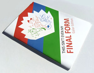 FINAL FORM: Galar Edition Pokemon SWSH speculation fanzine