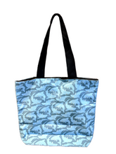 Load image into Gallery viewer, Sharkparty Tote Bag