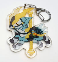 Load image into Gallery viewer, Carousel Cobalion Acrylic Keyring Charm