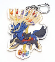 Load image into Gallery viewer, Carousel Xerneas Keyring Acrylic Charm