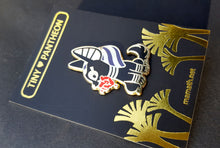 Load image into Gallery viewer, Anubis Enamel Pin (Tiny Pantheon 2018)