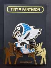 Load image into Gallery viewer, Thoth Enamel PIn (Tiny Pantheon 2018)