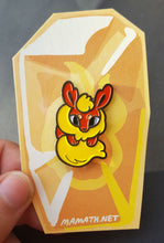 Load image into Gallery viewer, Flareon Enamel Pin