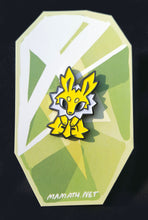 Load image into Gallery viewer, Jolteon Enamel Pin