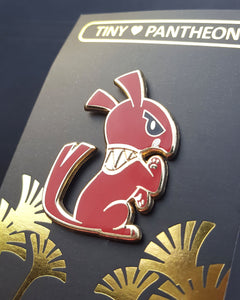 Setekh Enamel Pin (Tiny Pantheon 2018)