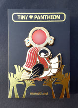 Load image into Gallery viewer, Ra Enamel Pin (Tiny Pantheon 2018)