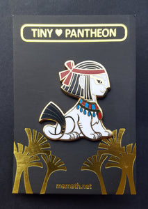 Sphinx Enamel Pin (Tiny Pantheon 2018)