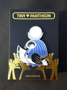 Khonsu Enamel Pin (Tiny Pantheon 2018)